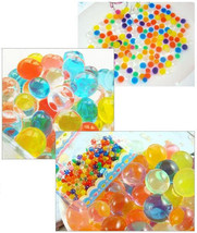 5pk Water Deco Beads Gel Crystal Pearls Centerpiece Decoration Vase Fill... - $4.99