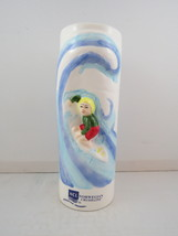 Vintage NCL Norwegian Cruise Line Tiki Mug - Sufer Hang Ten - Hand Painted - $49.00