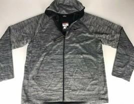 Nike Dri Fit Hoodie Mens L Activewear - $35.53