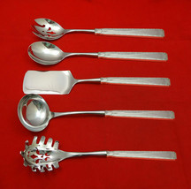 Old Lace by Towle Sterling Silver Hostess Set 5pc HHWS  Custom Made - $359.00
