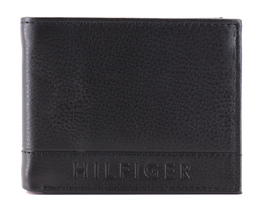 Tommy Hilfiger Men's Leather RFID Fixed Passcase Wallet Billfold 31TL220084 image 15