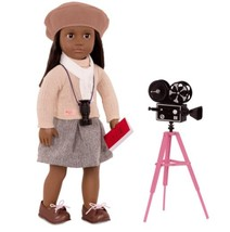 New Christmas Doll Our Generation Professional Director Diandrea - $62.99