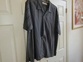 Tommy Bahama  , Men's Short Sleeve Shirt , XL/TG , 100 % Silk - $29.95