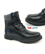 """Timberland WOMANS LIMITED EDITION 6"""" Inch Premium BLACK ICE Leather Boots A1Q84 - $84.39"""