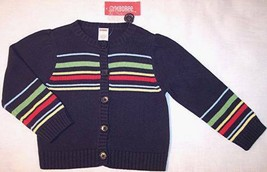 NWT Gymboree Girl's Navy Sweater, Wish You Were Here, 4 - $13.99