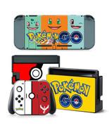 Nintendo Switch Console Joy-Con Dock Skin Pokem... - $9.00