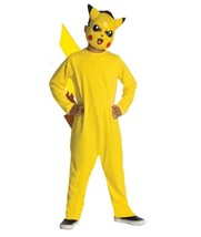Rubie's Boys Pokemon Pikachu Child Costume Cosplay Halloween Large 10-12 - €10,62 EUR