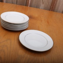 8 Noritake Whitehall Bread Plates - $56.09