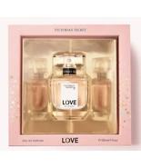 Victoria's Secret Love Eau De Parfum Fragrance Boxed 1 oz - $23.38