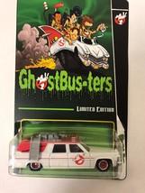 Hot Wheels Ecto-1 Custom GhostBus LIMITED EDITION  Real Rider Hot Wheels - $62.79