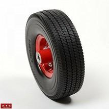 "10"" Low Profile Tire Flat Free Tire (Black/Red) - $317,22 MXN"