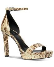 MICHAEL Michael Kors Margot Platform Dress Sandals 9 - $128.69
