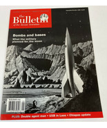 Bulletin of the Atomic Scientists Magazine September/October 2000 Moon B... - $10.85