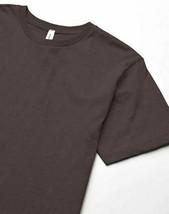 Aqua Guard Boys Heavyweight Combed Ring spun Cotton T-Shirt-2 Pack- Charcoal XS