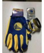 Golden State Warriors Fan Set - $20.00