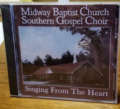 Midway Baptist Church Southern Gospel Choir - Singing From the Heart - C... - $9.99