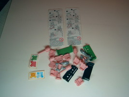 Kinder - 2002 Plappermauler - complete set + 2 papers + 2 stickers - surprise - $2.50