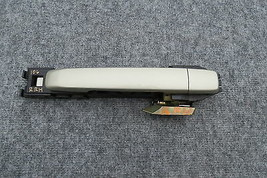 07-08 infiniti g35 sedan right passenger side rear door outside silver handle .. - $19.31