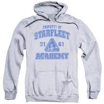 Star Trek Property of Starfleet Academy 2161 graphic pullover hoodie CBS862 image 1