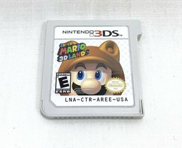 Super Mario 3D Land Cartridge Only (Nintendo 3DS, 2011) Works - $11.87