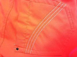 Aperture Kaleidoscope Womens Snowboard Ski Pants 10k Waterproof Neon Orange XS image 3