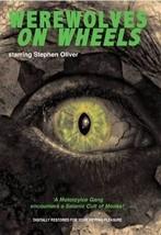Werewolves On Wheels movie DVD Stephen Oliver 1971 martial arts action - $19.99