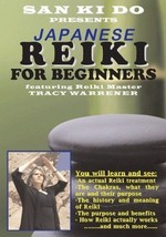 Japanese Reiki DVD Warrener chakras reflexology health happiness - $19.99