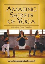 Amazing Secrets of Yoga DVD Darin Candler relieve stress toning relaxation - $20.20