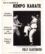 Ed Parker Chinese Kenpo Karate #1 the Basics Pamphlet Book 1967 - $18.00