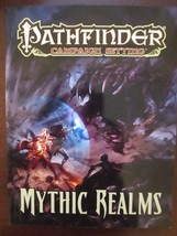 Pathfinder Roleplaying Game Mythic Realms Campaign New Dungeons and Drag... - $14.95