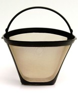 NEW Universal Gold Tone Permanent #4 Cone Coffee Filter Cuisinart - $7.83