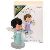 Hallmark 2008 Marys Angels Rosemary Colorway Re... - $34.95