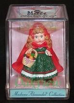 Hallmark 2000 Madame Alexander Little Red Riding Hood Merry Miniature QM... - $6.95