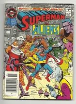 Best of DC Blue Ribbon Digest #42 - Superman vs. the Aliens 9.4 near mint - $11.87