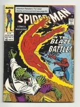 Spider-Man Comics Magazine #9 - digest size - Prowler - Human Torch - FN... - $7.67