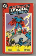1977 DC Tempo Books Justice League of America - Batman - Superman - FN/VF 7.0 - $9.59