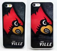 New University Of Louisville Phone Case For I Phone 6 6 S Plus 5 C 5 5 S 4 4 S Cover - $14.99