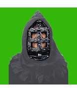Medieval Gothic-HOODED EXECUTIONER IRON MASK-St... - $8.88