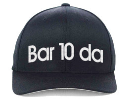 BARTENDER Bar10da, Flexfit Fine Finished Embroidery Hats - $19.99