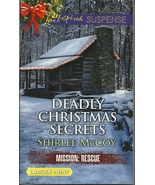 Deadly Christmas Secrets Shirlee McCoy(Mission:... - $2.25