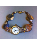 Gemstone Watch Handmade Great Gift Womans - $44.95