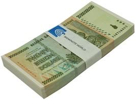 Zimbabwe 20 Billion Dollars X 50 Pieces (PCS), 2008,P-86,UNC,Bundle,100 ... - $399.99