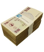 Zimbabwe 10,000 (10000) Dollars X 500 Pieces (P... - €241,14 EUR