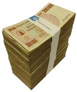 Zimbabwe 200,000 (200000) Dollars X 1,000 (1000) Pieces ,2007,P-49,Used,... - $35.767,79 MXN