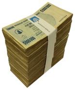 Zimbabwe 5 Million Dollars X 1000 Pieces (PCS), 2008, P-54,Circulated,Us... - $2,999.99