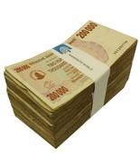 Zimbabwe 200,000 (200000) Dollars X 500 Pieces, 2007, P-49,Circulated,Ha... - $22.748,09 MXN