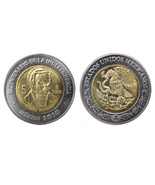 Mexico 5 Pesos, 2009, KM#910, Mint, Bicentenary Independence Coin - Pedr... - €1,60 EUR