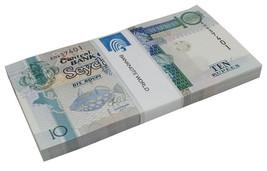 Seychelles 10 Rupees X 100 Pieces (PCS), 2013, P-36c, UNC, Bundle, Pack - $139.99