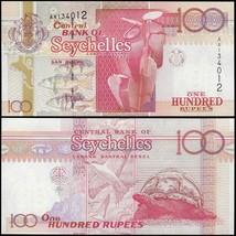 Seychelles 100 Rupees, 1998, P-39, UNC - $17.99