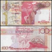 Seychelles 100 Rupees, ND, P-40c, UNC - $15.99